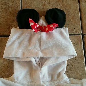 cf541bafe1 Disney Swim - Minnie Mouse Swimsuit Coverup